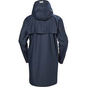Helly Hansen Moss Rain Coat Dame navy